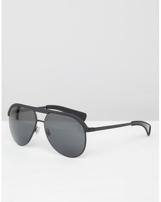 25b89a275bdb Dolce   Gabbana Men s Dd6067 Aviator Sunglasses