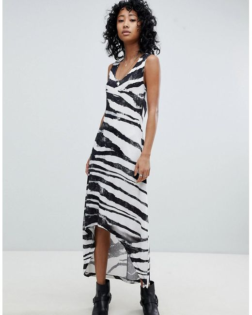 Zebra Print Dresses for Women