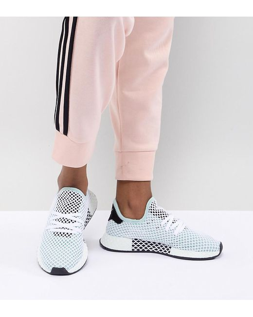 adidas originals deerupt runner trainers