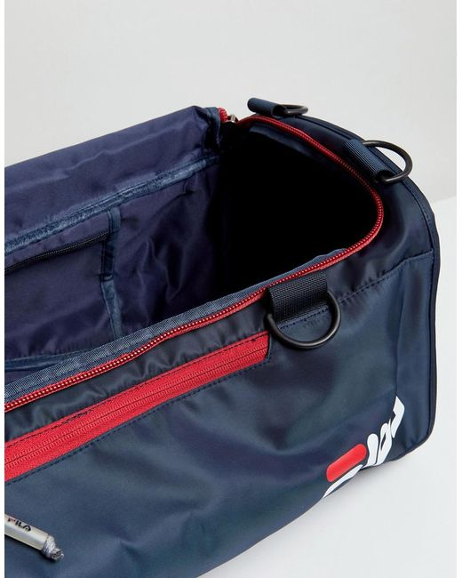 Newest Online Fila Hollis Medium Backpack Holdall In Cheap Shopping Online QbRufk3xH