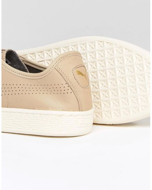 Puma Select Basket Classic Soft Sneakers In 36382405 AsDl11SSyF