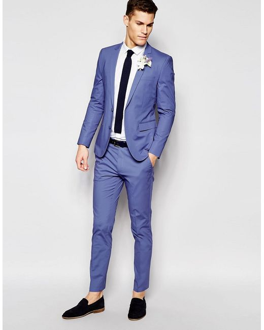 Skinny Suit Jacket | My Dress Tip
