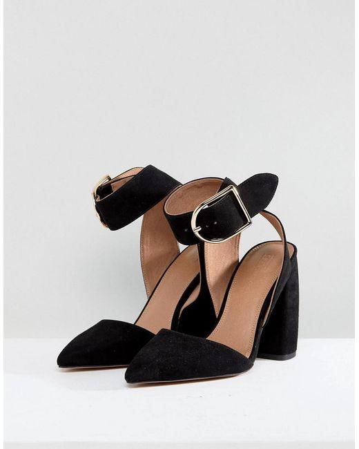 PACIFIC High Heels - Black Asos r9JQFE3