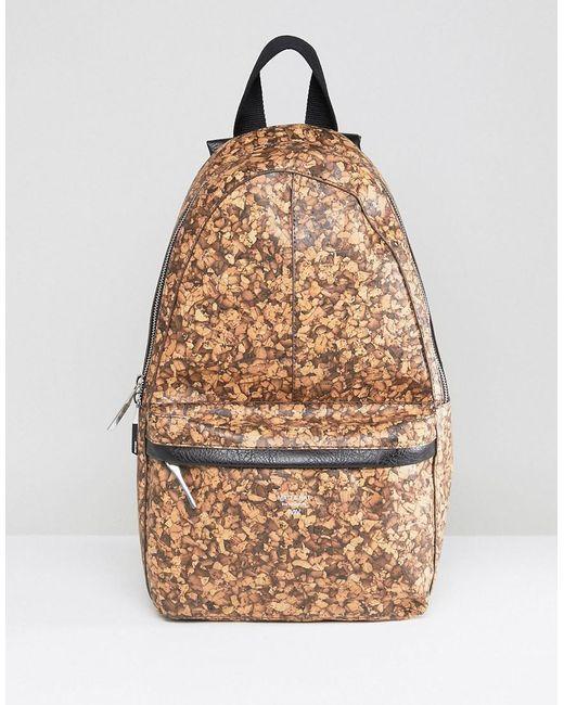 Matt & Nat - Brown Cork Backpack - Lyst
