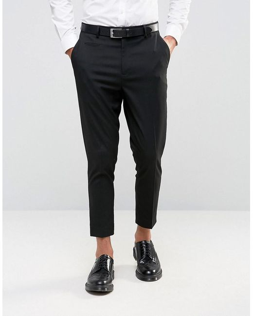 Veronica Beard Cormac Plaid Cropped Trousers with Tuxedo Stripes Details Veronica Beard