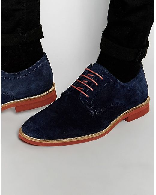 Free shipping and returns on Men's Blue Oxfords & Derby Shoes at techclux.gq