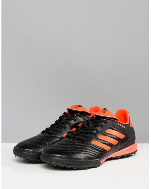 e0bbd0c9c671 Adidas - Football Copa Tango 17.3 Astro Turf Trainers In Black Bb6100 for  Men - Lyst .