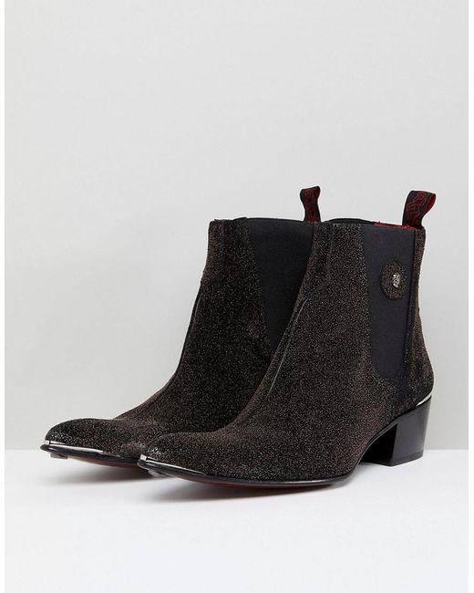 Jeffery West Sylvian Glitter Boots pj3P6EZ