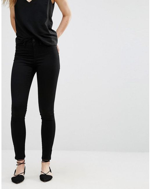 Warehouse Ultra Skinny Jeans in Black | Lyst