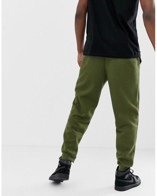 db9105dc26e1 ... Nike - Green Nike Jumpman Skinny Joggers In Khaki 940172-395 for Men -  Lyst