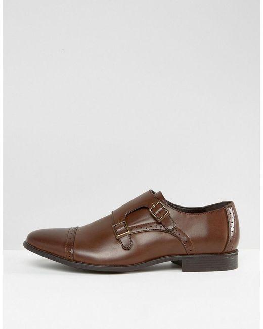Asos Womens Monk Shoes