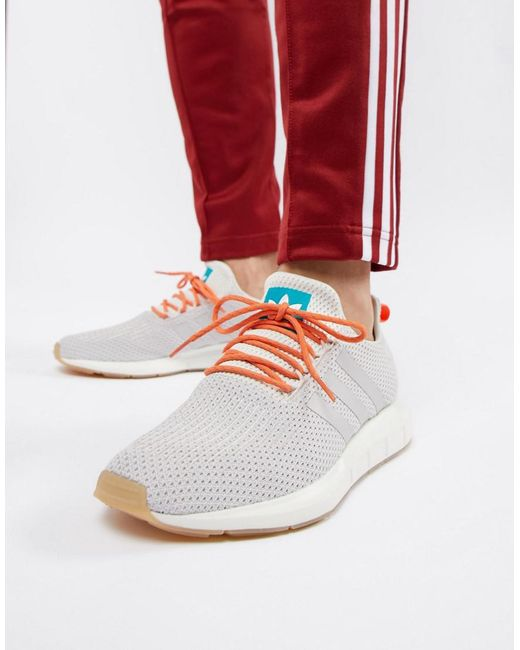 new product cd076 3065f Adidas Originals - Swift Run Summer Sneakers In White Cq3085 for Men - Lyst  ...