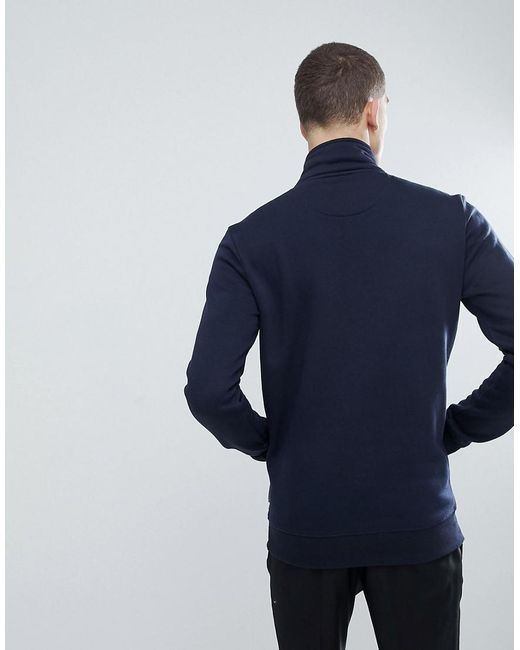 TALL Half Zip Sweat - Navy French Connection Cheap Sale Perfect Official Site Online Supply Cheap Online Visa Payment Cheap Online Cheap Sale Pay With Visa PEzyahkehR