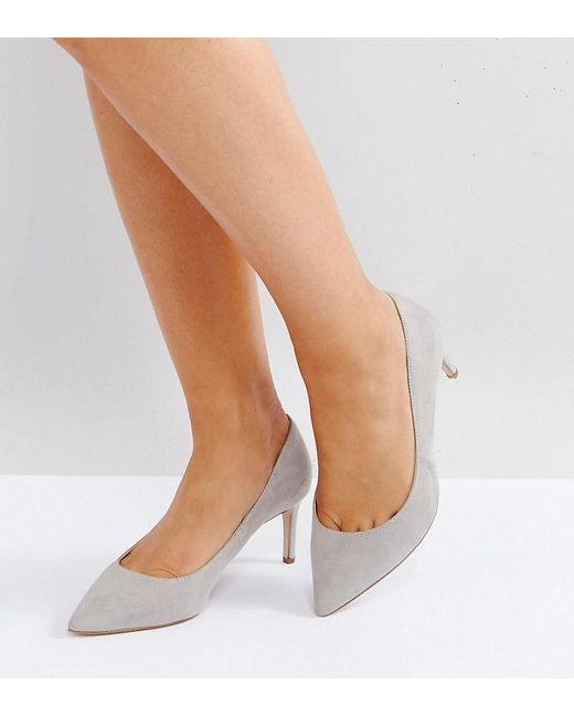SOULFUL Wide Fit Pointed Heels cheap get authentic high quality sale online tLx3unDw