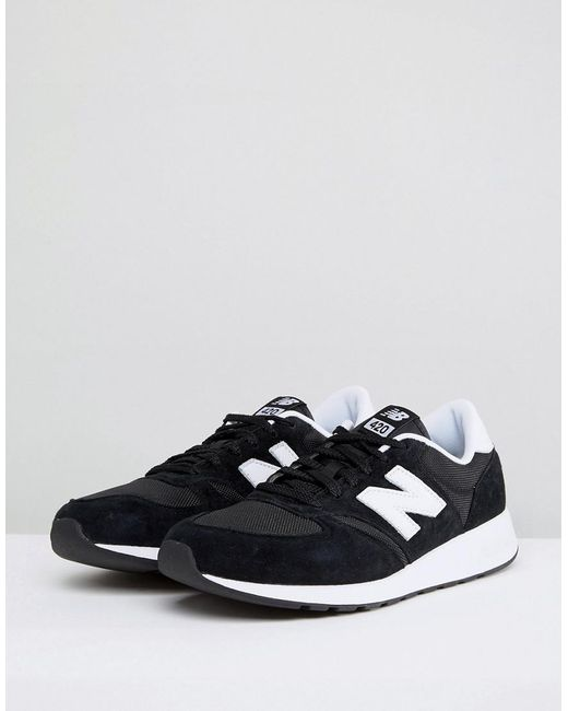discount fashionable New Balance 420 Revlite Trainers In Black MRL420SZ best for sale cheap sale supply d8QWX9