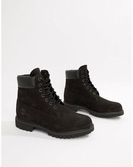 Men's Black Classic Premium Boots
