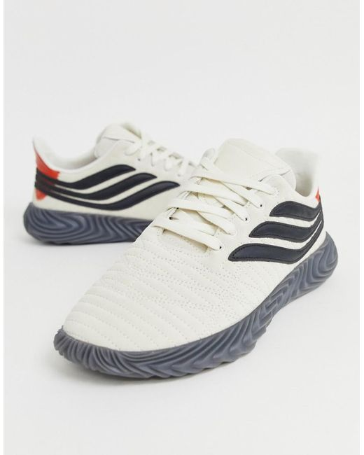 8f4619825fdec7 adidas-originals-white-Sobakov-Sneakers-White-With-Gum-Sole-In-White.jpeg