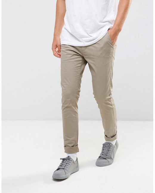high quality guarantee best selling elegant in style Men's Natural Chinos Heywood Slim Tapered Fit Khaki
