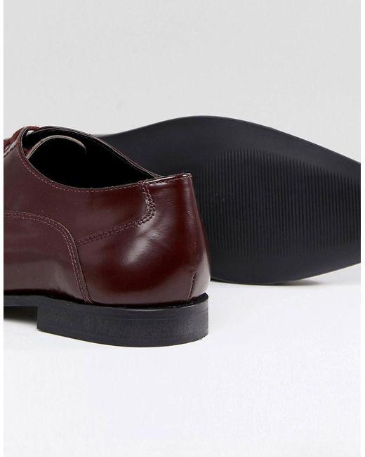 Kurt Geiger KG By Kurt Geiger Rayleigh Hi Shine Derby Shoes xR1ELXnyoq