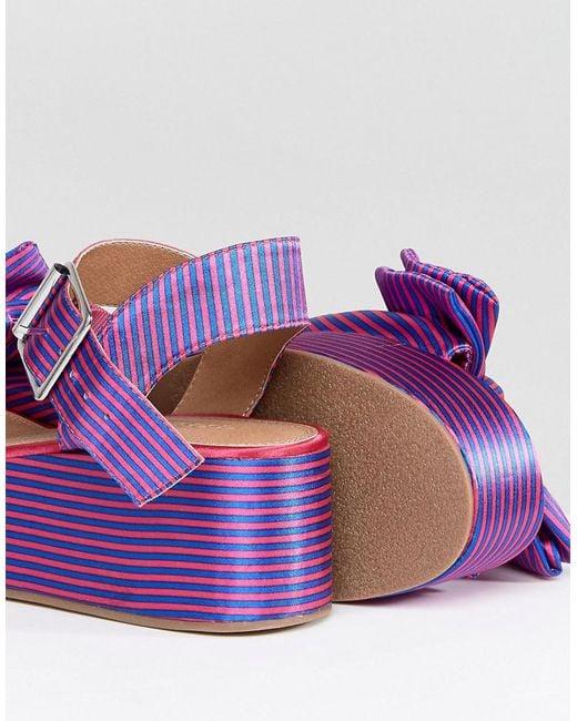 DESIGN Hester Flatform Sandals clearance store cost cheap online dEpVi6e4A