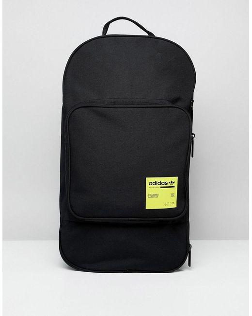 Adidas Originals - Black Grand sac dos for Men - Lyst