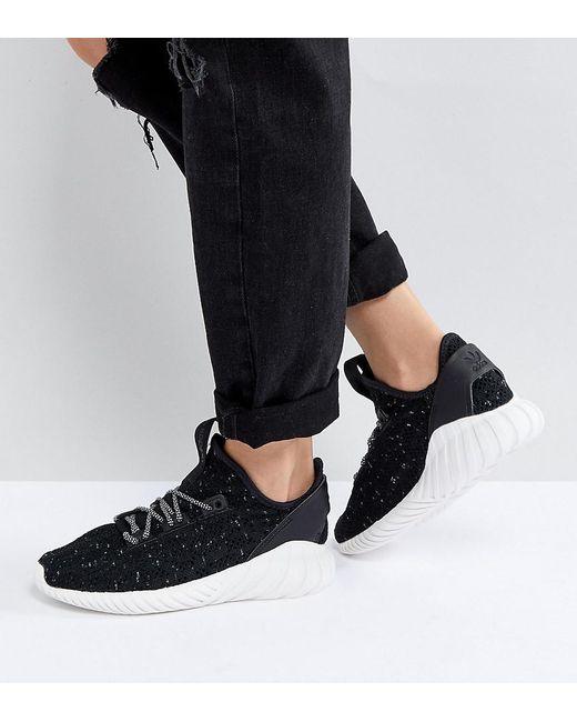 Adidas zapatos tubular negro guru del estilo: moda, brillo, glamour