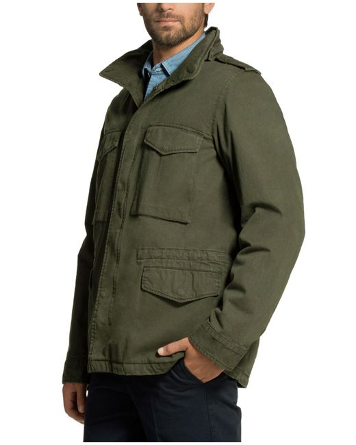 Aspesi | Green Cotton And Thermore Jacket M65 ** for Men | Lyst