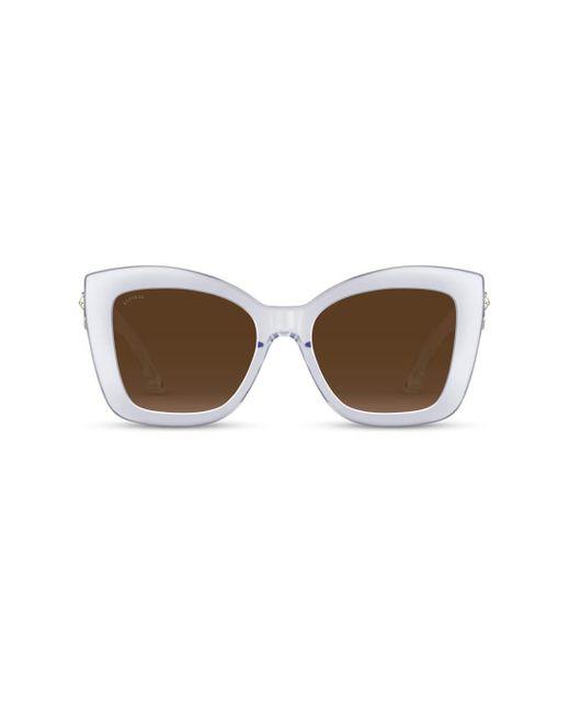 29ffcdaef Aspinal - Multicolor Amalfi Sunglasses (crystal Acetate) - Lyst ...