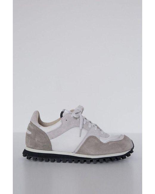 Pierre Hardy Grey Marathon Trail Sneakers EqCz1