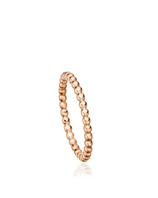 Astley Clarke | Pink Beaded Ring | Lyst