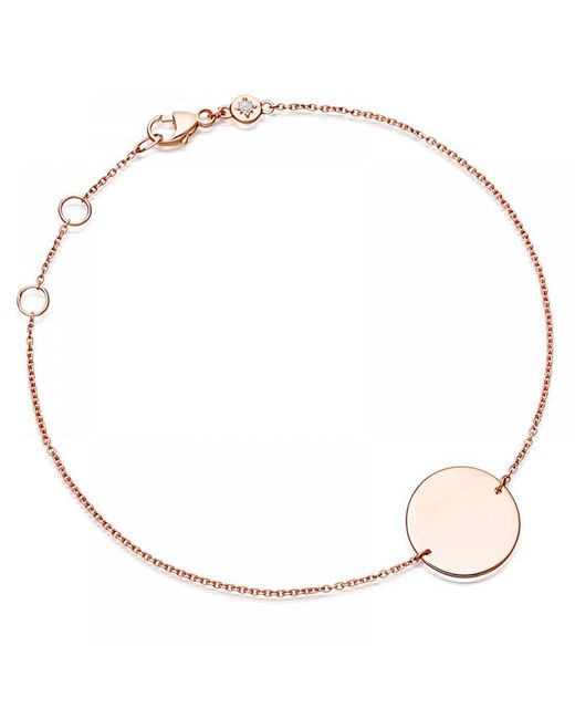 Astley Clarke | Metallic Engravable Disc Bracelet | Lyst