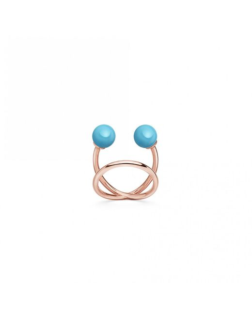Astley Clarke - Multicolor Turquoise Midi Yves Ring - Lyst