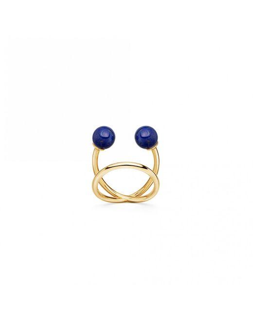 Astley Clarke - Blue Lapis Midi Yves Ring - Lyst