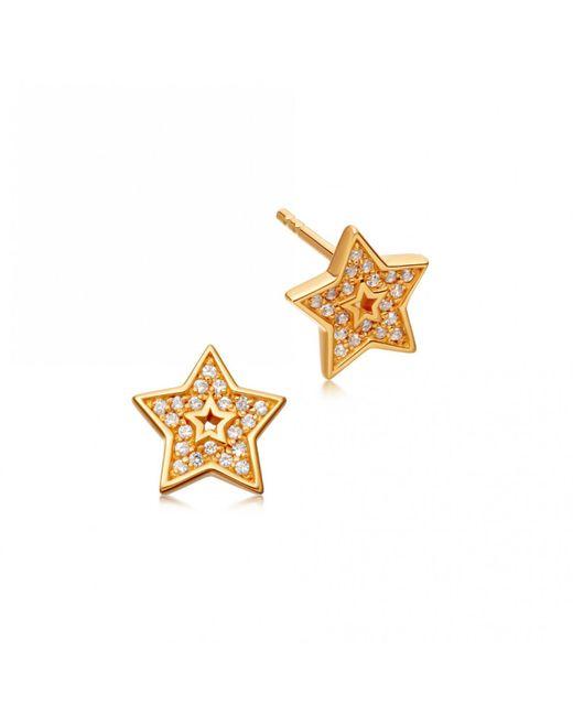 Astley Clarke   Multicolor Mini Star Biography Stud Earrings   Lyst