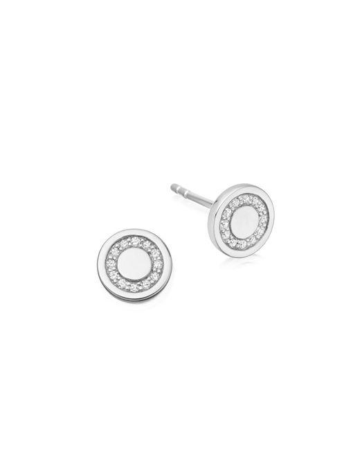 Astley Clarke | Metallic Large Rising Sun Earrings | Lyst
