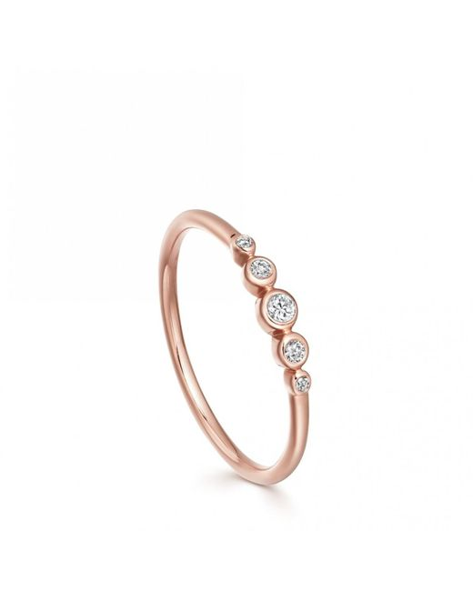 Astley Clarke - Multicolor Mini Icon Nova Diamond Ring - Lyst