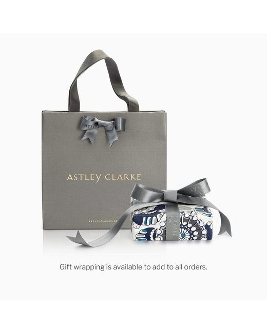 Astley Clarke | Metallic Mini Lightning Bolt Kula Bracelet | Lyst