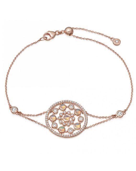 Astley Clarke - Multicolor Rose Gold Icon Nova Large Opal Bracelet - Lyst