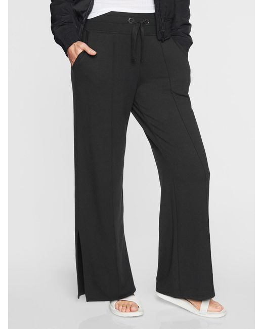 ff28451f3 Athleta Sierra Wide Leg Pant in Black - Lyst