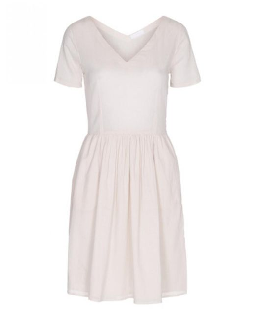 2nd Day - View Dress In Star White - Lyst