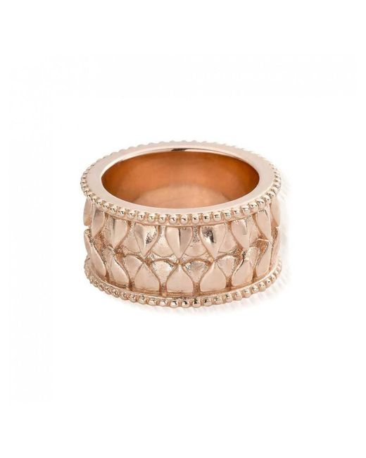 ChloBo - Metallic Maya Ring - Lyst