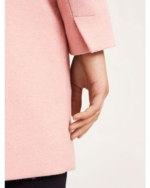 cf6f219814e0 Lyst - Samsøe   Samsøe Mel Jacket in Pink - Save 50%