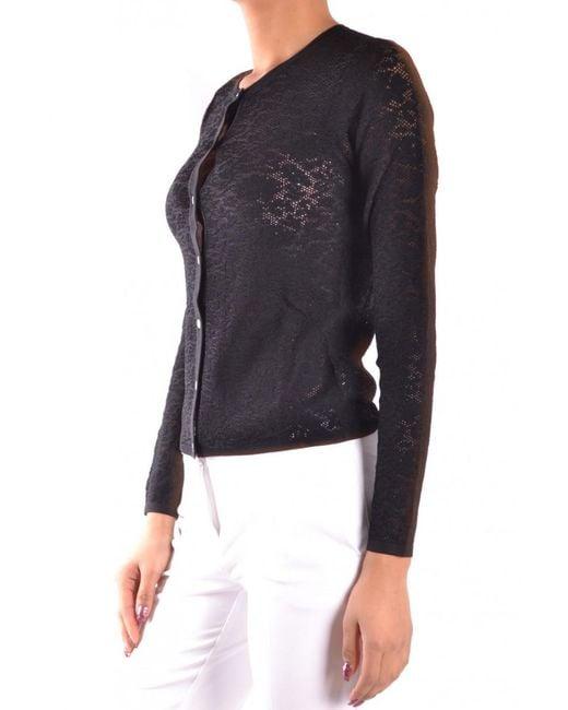 MICHAEL Michael Kors - Black Sweater - Lyst