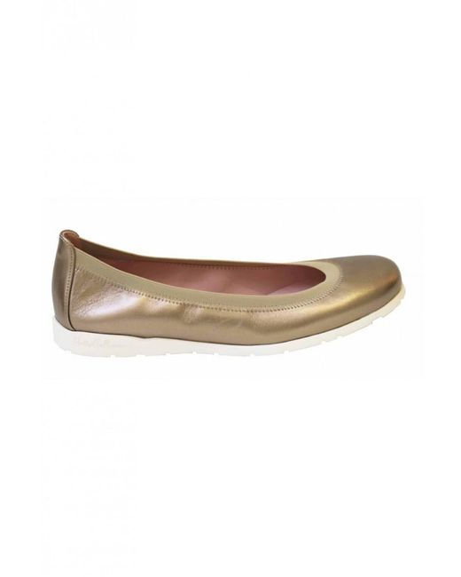 Pretty Ballerinas - Metallic Shirley 46607 Ami Arena - Lyst