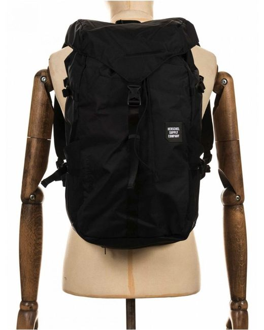 dc7d006babc Herschel Supply Co. - Black Supply Co Barlow Trail Backpack Large 27l for  Men ...