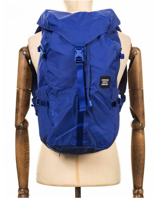 8fabc1583a2 Lyst - Herschel Supply Co. Supply Co Barlow Trail Backpack Large 27l ...