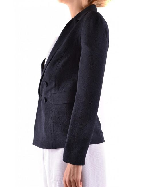 Armani Jeans - Blue Jacket for Men - Lyst