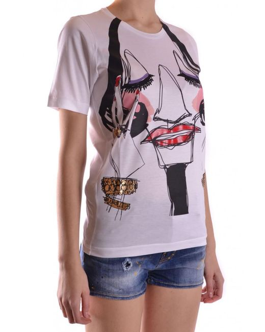DSquared² - White DSQUARED2 Shirts - Lyst