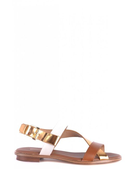 d5657fe9629 ... MICHAEL Michael Kors - Multicolor Sandals In Brown - Lyst