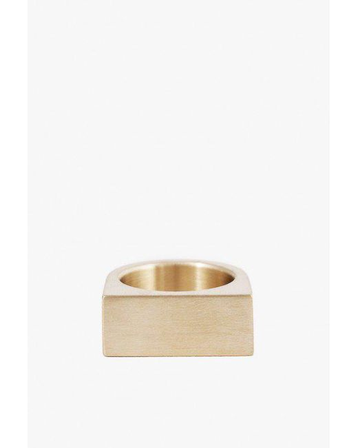 Marmol Radziner - Multicolor Short Slab Ring - Lyst